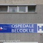 Zingaretti e D'Amato in visita all'Ospedale Belcolle di Viterbo.