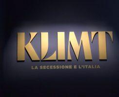 """DA DOMANI > mostra """"KLIMT. La Secessione e l'Italia"""" > 27 ottobre 2021 - 27 marzo 2022 > Museo di Roma a Palazzo Braschi."""