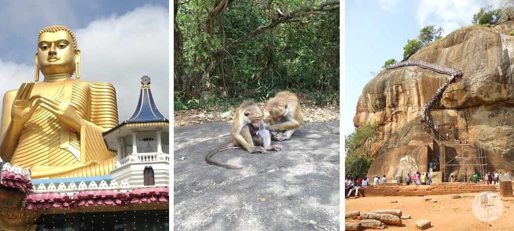 8 UNESCO World Heritage Sites to Explore in Sri Lanka