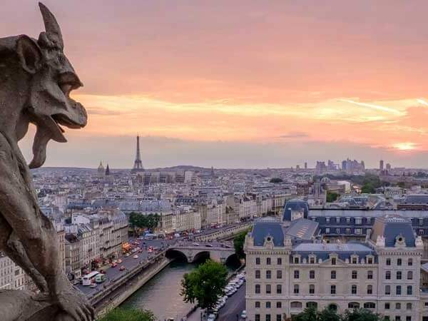 Tours in Paris: Notre Dame Cathedral