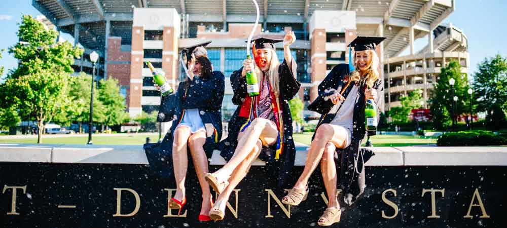 Celebrate graduation with an epic trip. Can't decide where to go? Here are a few ideas.