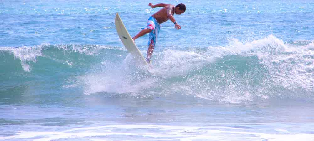 Learn to surf in Costa Rica