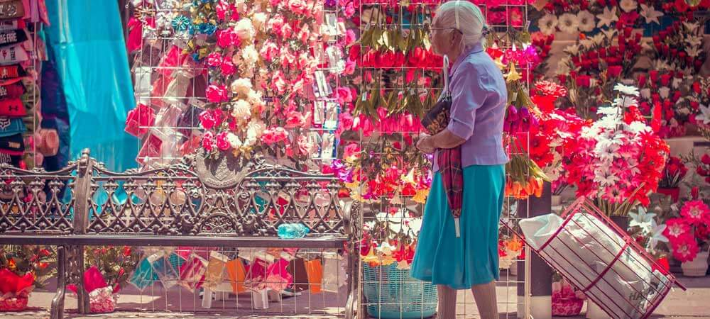 Admire the bright and colorful culture of Mexico + other reason why Mexico is awesome.