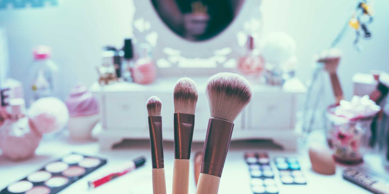 Protect your precious makeup brushes and beauty products with these makeup bags and cases for travel.