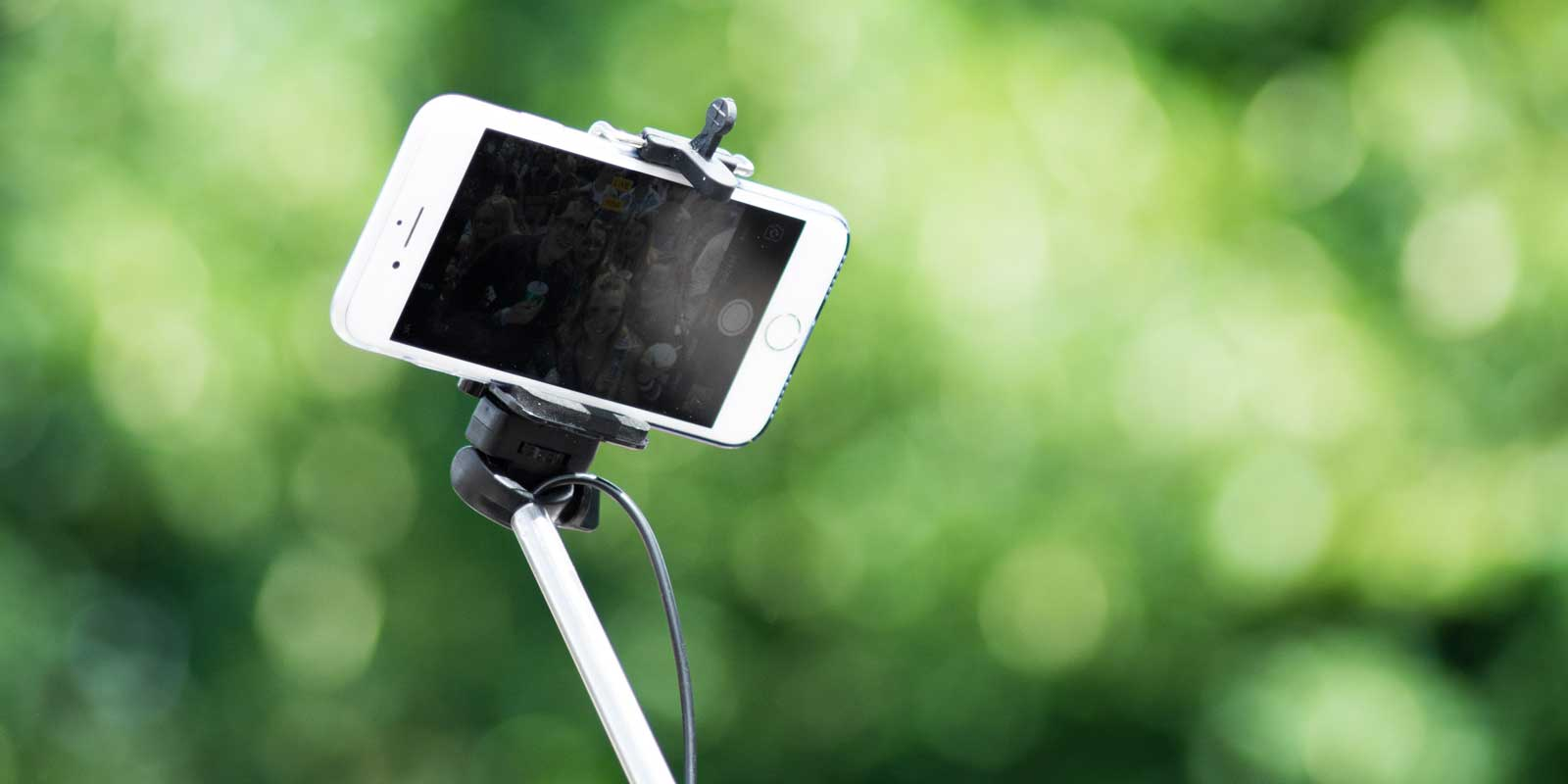 Selfie sticks are banned at Disney World. Check out this post to find out the rest of Disney World's camera rules.