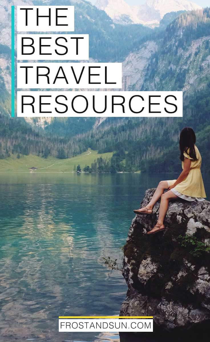 Pin me for quick access to awesome travel resources, like luggage, booking sites, camera gear. Includes $40 off your first AirBNB stay!