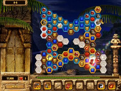 lost treasures of el dorado screenshot