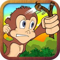 Pocket Monkey iPhone Game Logo