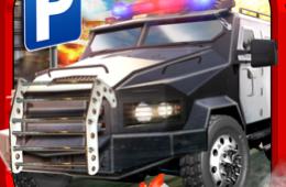 3D Police Parking Simulator