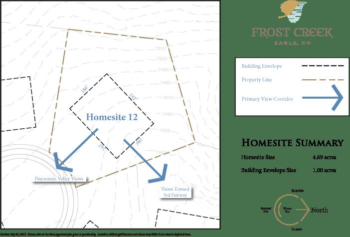Homesite 12 diagram