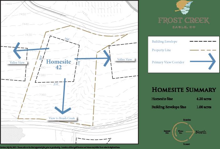 Homesite 42 diagram