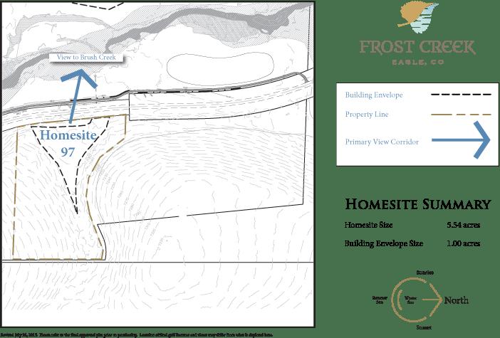 Homesite 97 diagram