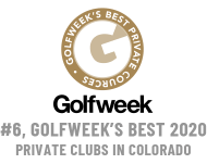 Colorado Avid Golfer Awards