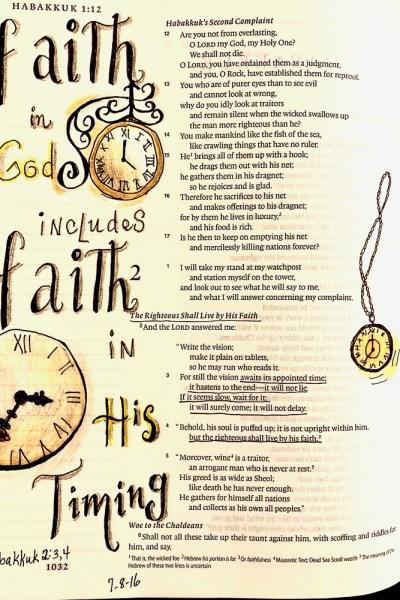 Habakkuk 2 3-4