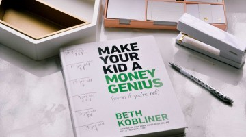 Make Your Kid a Money Genius by Beth Kobliner book review Frosted Moms, mom blogger advice and tips for parenting and modern motherhood