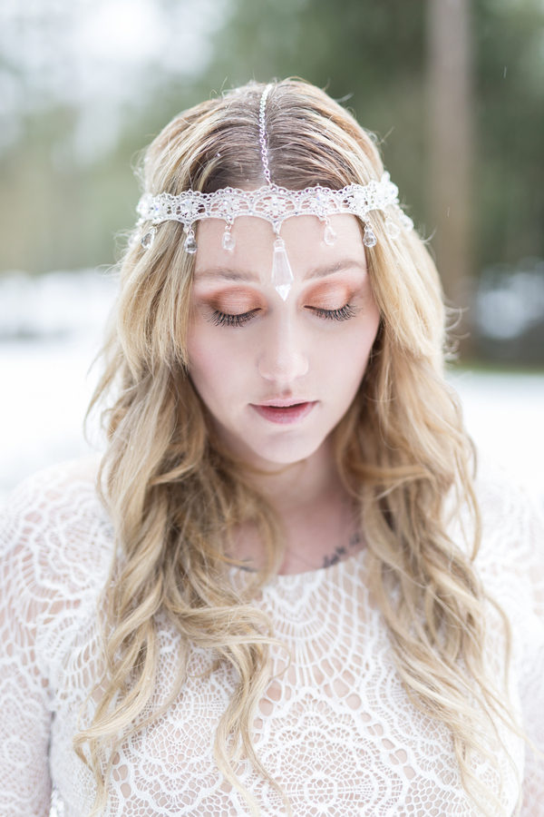 Winter Wonderland Makeup