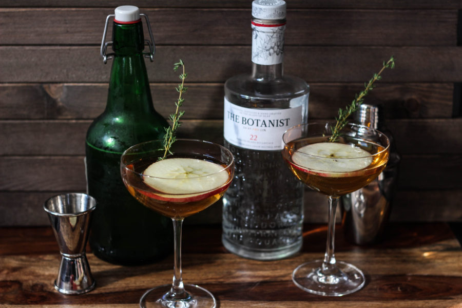 The autumn bloom cocktail for Best juice with gin