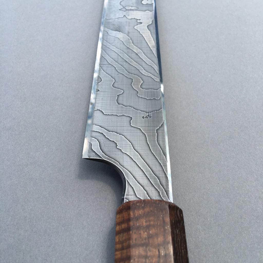 Isaiah Schroeder Knifeworks, kitchen tools, knife