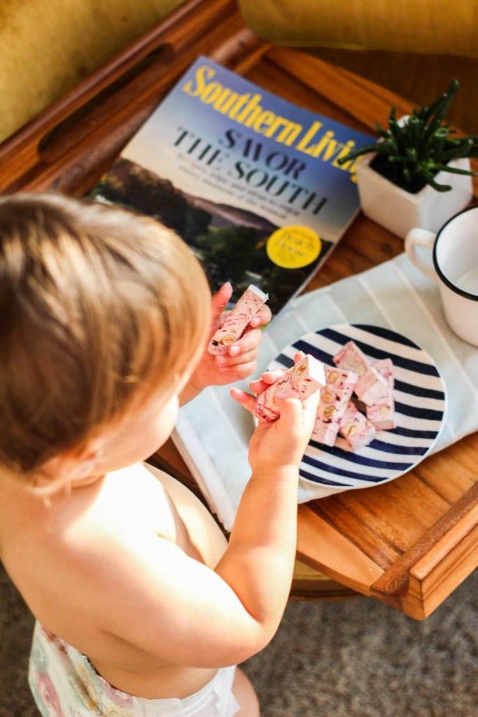 coffee, southern living, magazine