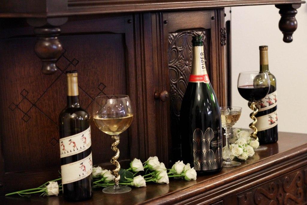 90th Oscars, Piper-Heidsieck, Coppola Winery
