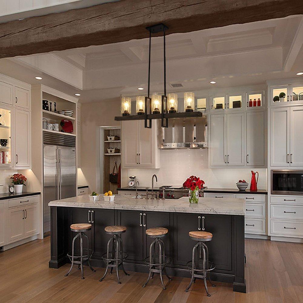 Kitchen Island Light, Kitchen Upgrades, Home Renovation