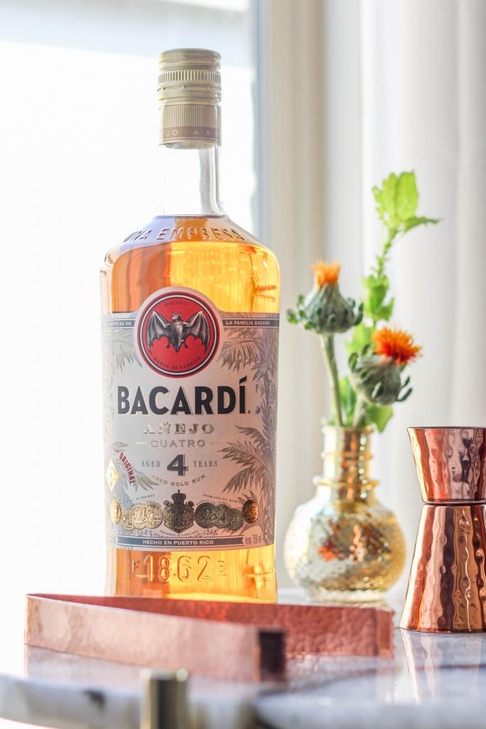 Rum Cocktail, Bacardi, Valkyrie