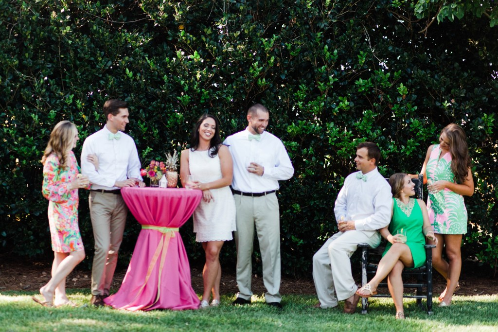Summertime Southern Wedding