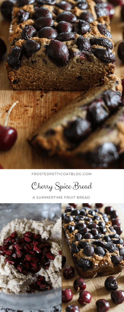 Cherry Spice Bread recipe