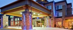 Holiday Inn Express Sequim Exterior
