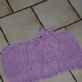 TRICOT IRLANDAIS : le point d'astrakan - Le blog de crochet et tricot d'art de Suzelle