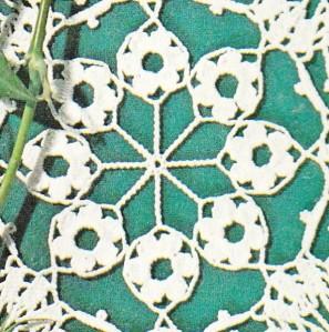 fleur centrale