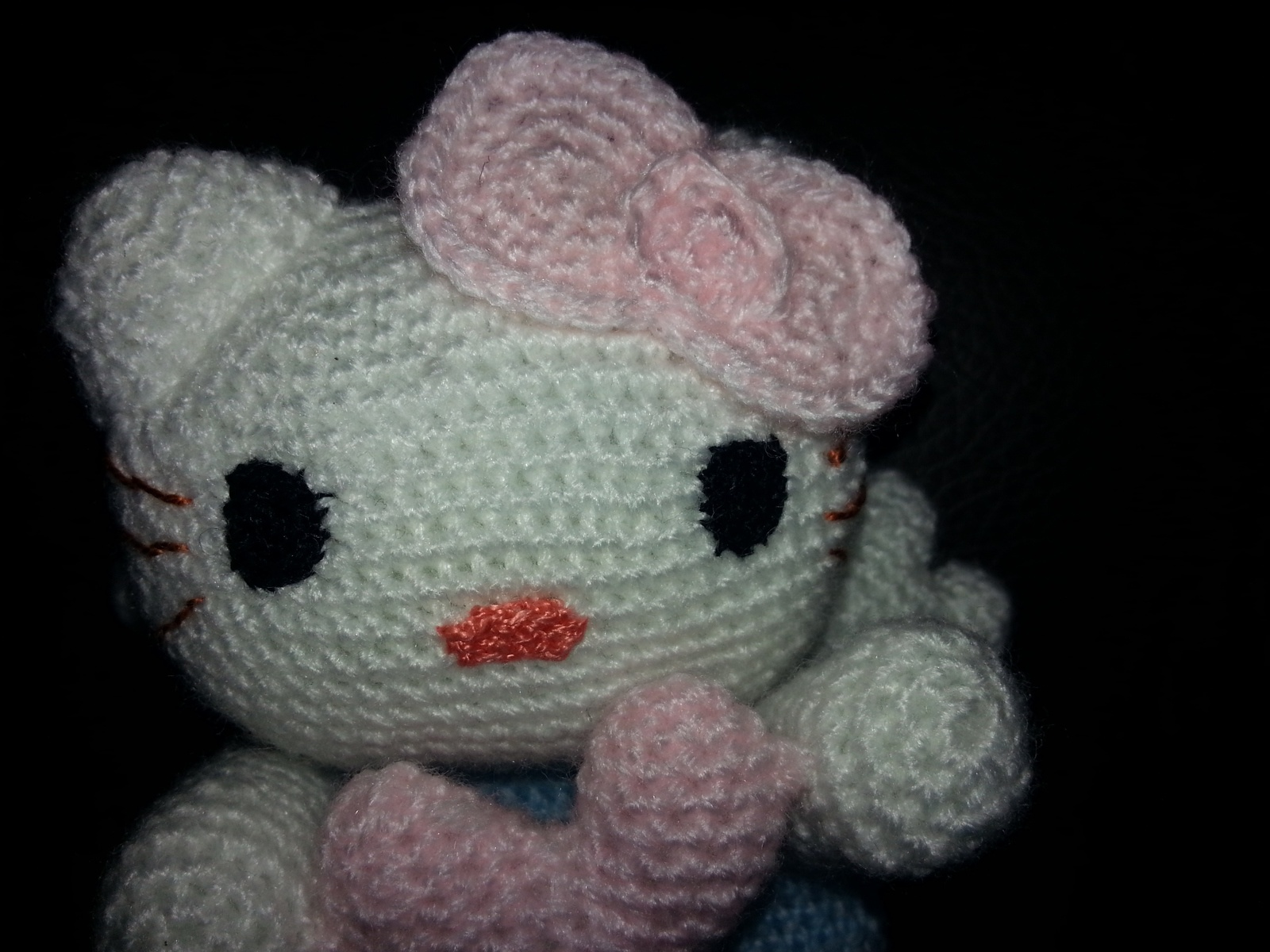 CROCHET : Hello Kitty Angel TUTORIEL GRATUIT