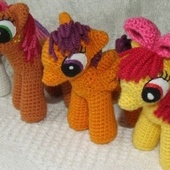 My Little Pony: Friendship is Magic - school-age ponies