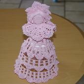 """UN ANGE AU CROCHET """"Jeanne"""" avec TUTO - Le blog de crochet et tricot d'art de Suzelle"""