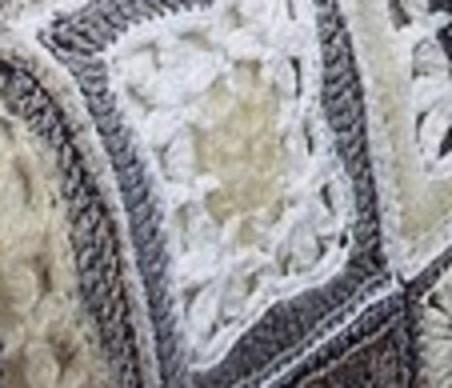 CROCHET : couverture granny AUTOMNE TUTORIEL GRATUIT
