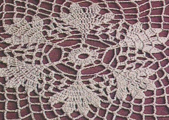 Un motif fleur