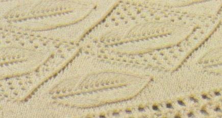 Les motifs tricotés