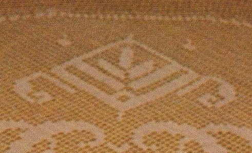 Un motif stylisé