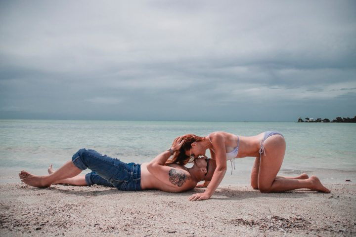 romantic photo shoots belize