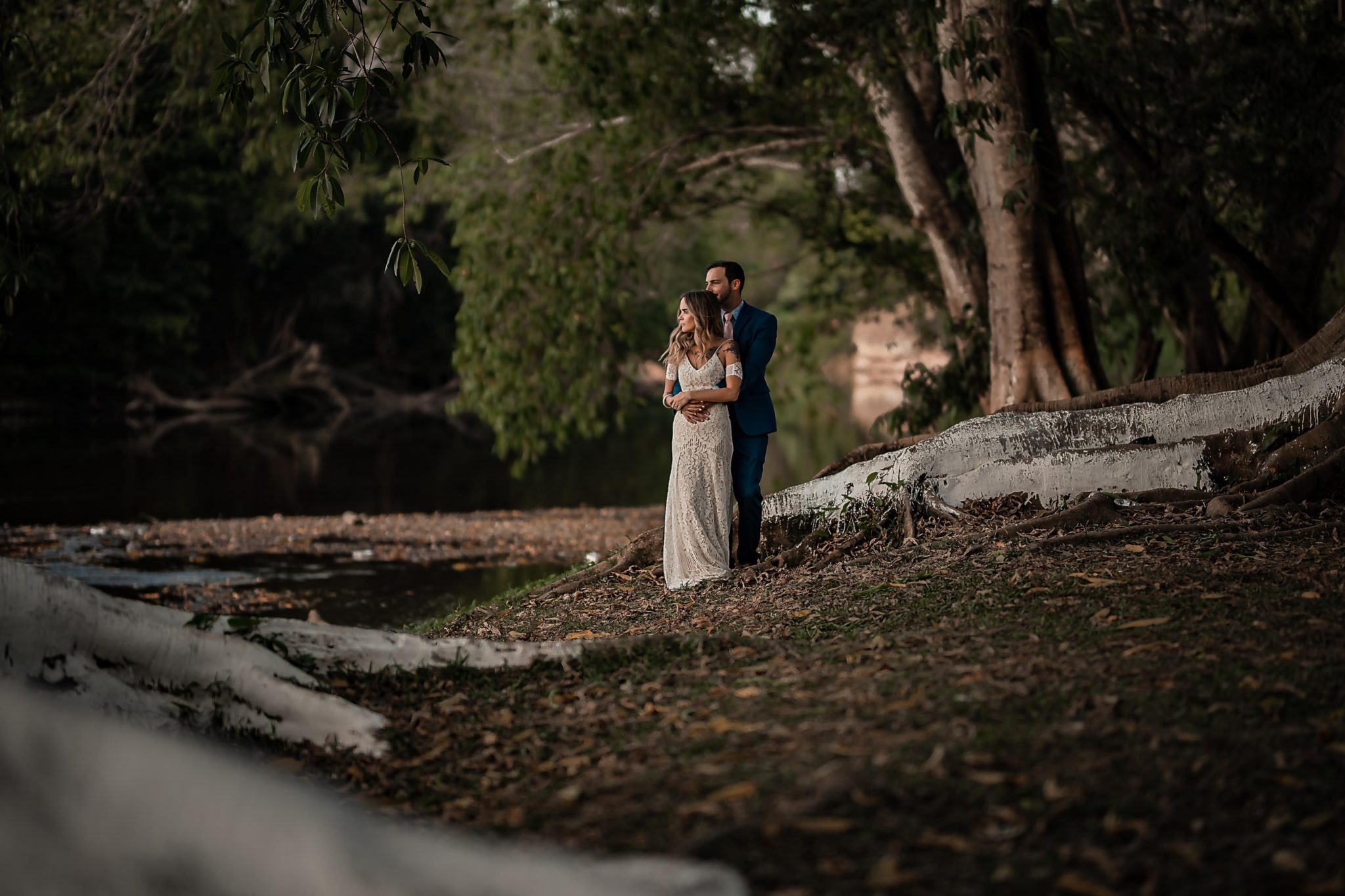 JOEY+MADDY-Intimate elopement in San Ignacio Belize