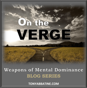 On The VERGE Blog Series Tony Abbatine