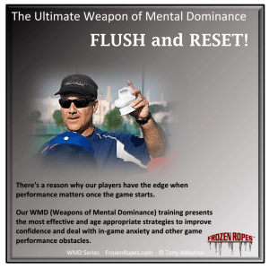 Weapons of Mental Dominance