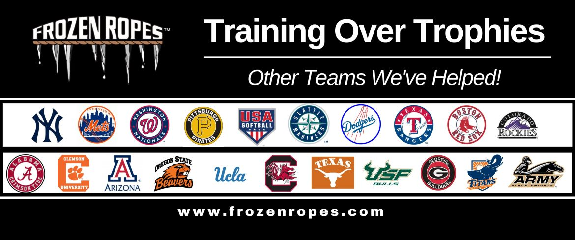 Frozen Ropes Usa The Leader In Baseball And Softball Training