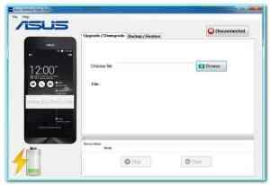 Asus flash tool