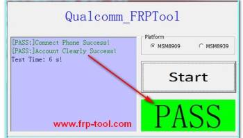 Unlock Lenovo frp tool free download latest version | frp