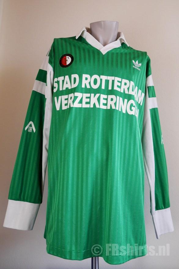 1991-1992 Uit