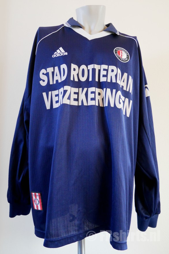 1998-1999 Uitshirt