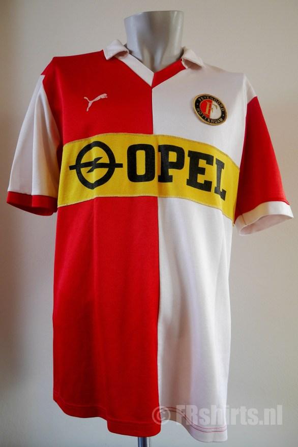 1984-1985 Thuisshirt