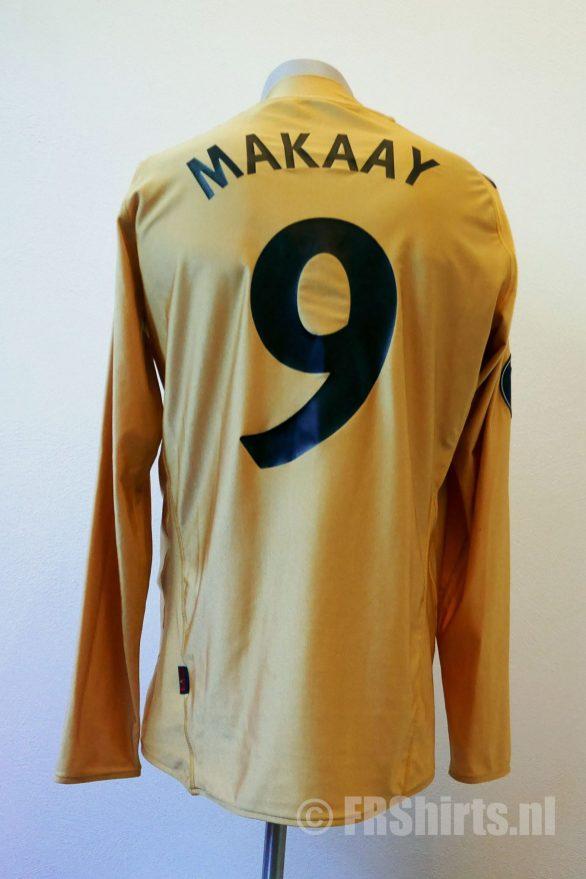 Makaay achterkant