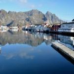 Henningsvær, Lofoten, Noorwegen